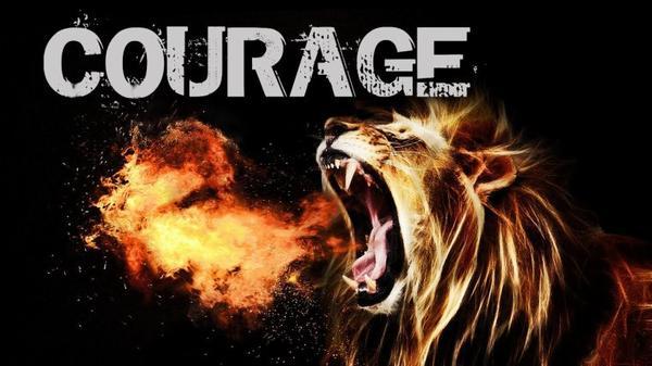 Garde courage mon coeur .... FONCE!!!!!