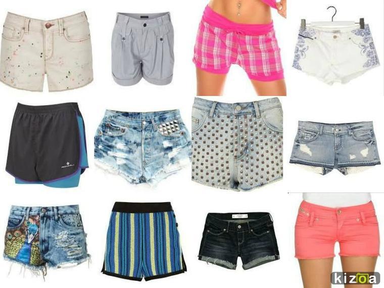 !!! les shorts !!!