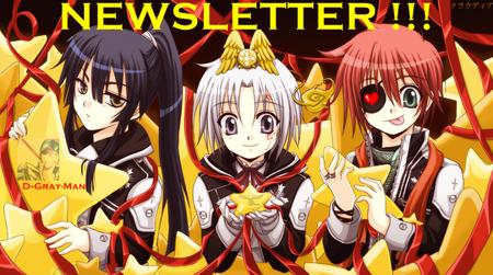 ~Newsletter et Lien Utile !
