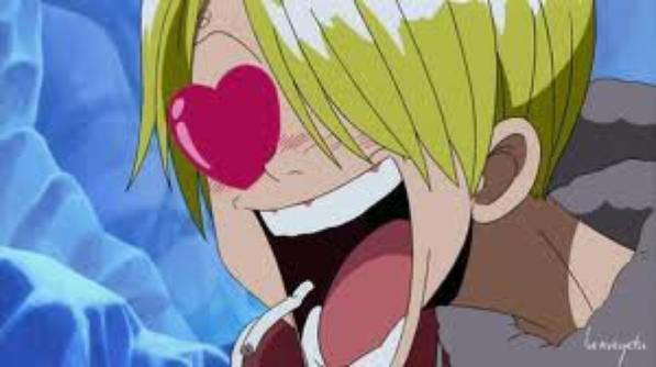 """-_-"""" Sanji..."""