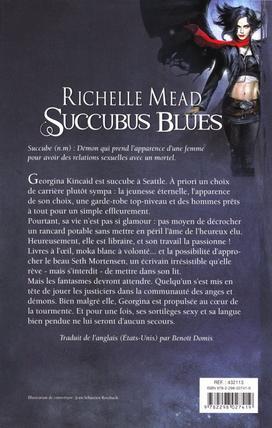 .Georgina Kincaid, Tome 1 : Succubus Blues.   .