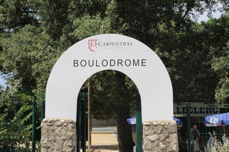 Boulodrome JBAG de Carpentras