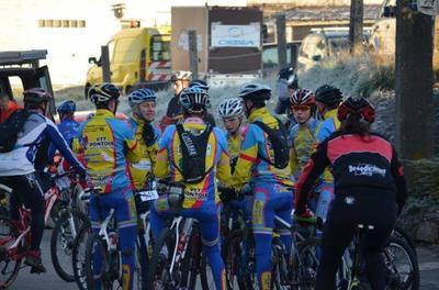 VTT Pont Sur Sambre : 2012 la meilleure saison