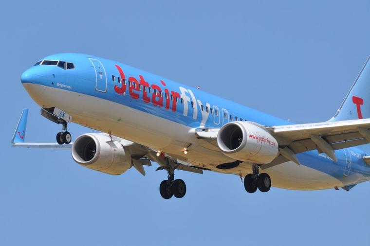Boeing 737-800 JetairFly