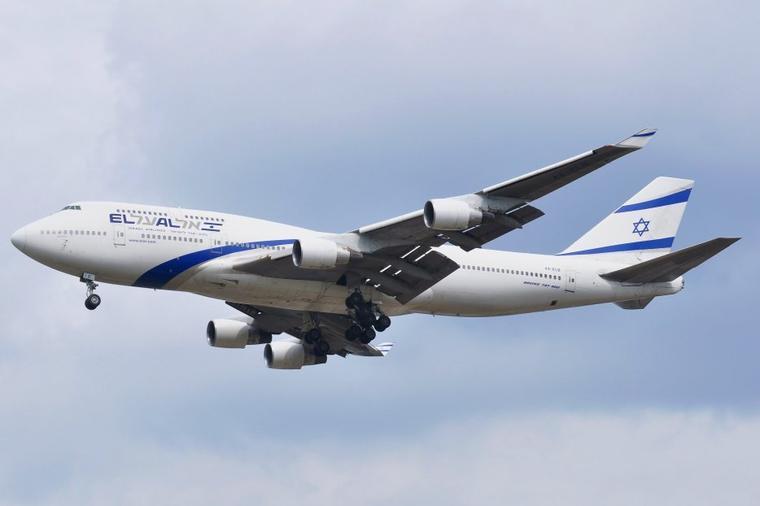 Boeing 747-400 El Al Israel Airlines