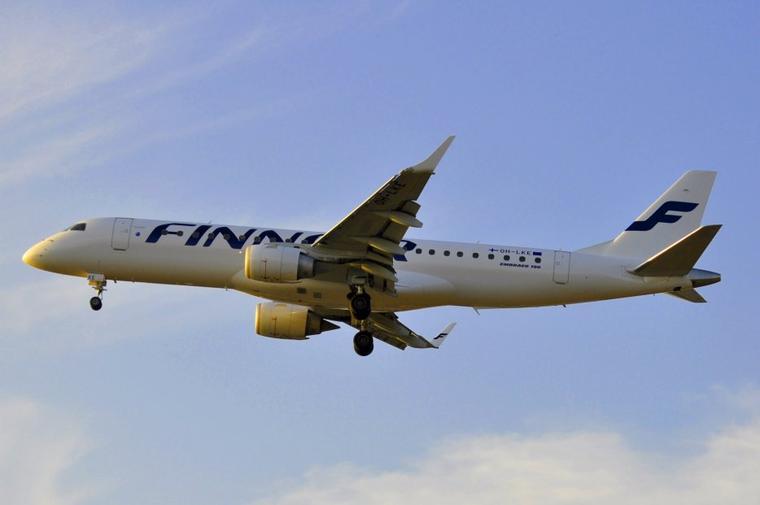 Embraer ERJ-190 Finnair (nouvelles couleurs)