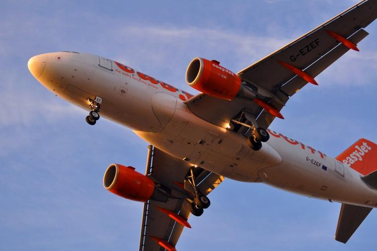 Airbus A319-100 EasyJet Airlines
