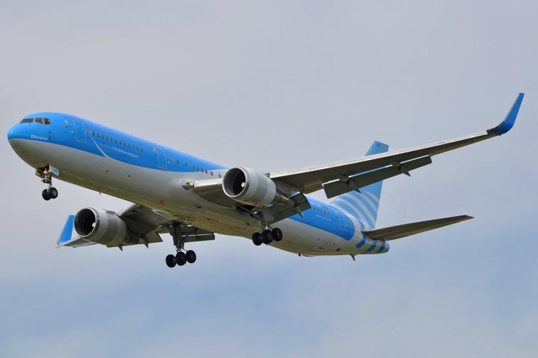 Boeing 767-300ER JetairFly