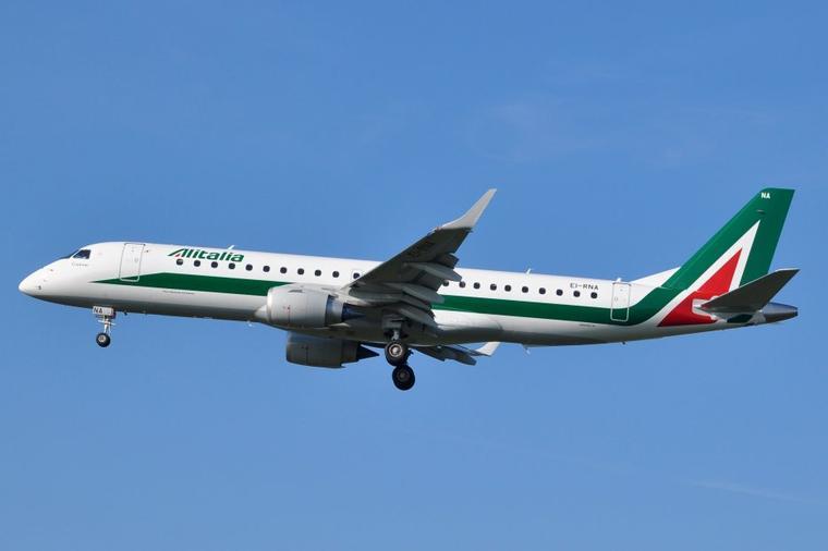 Embraer ERJ-190 Alitalia