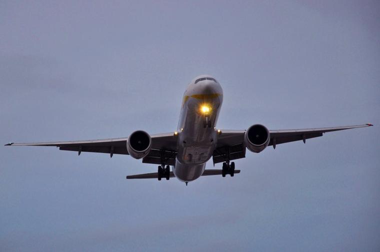 Boeing 777-300ER Jet Airways