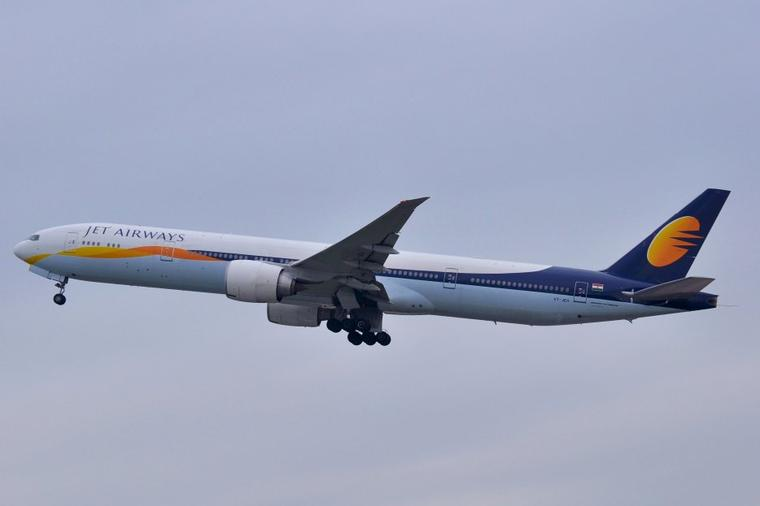 Boeing 777-300ER Jet Airways