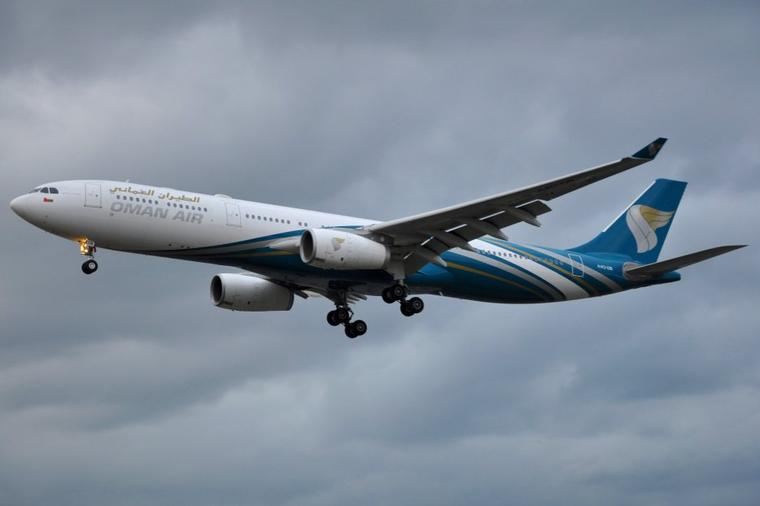 Airbus A330-300X Oman Air