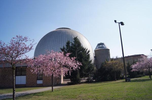 Unsere Sternenwarte das Zeiss Gross Planetarium