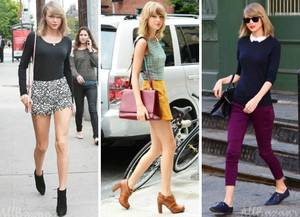 Zoom look ... Taylor Swift