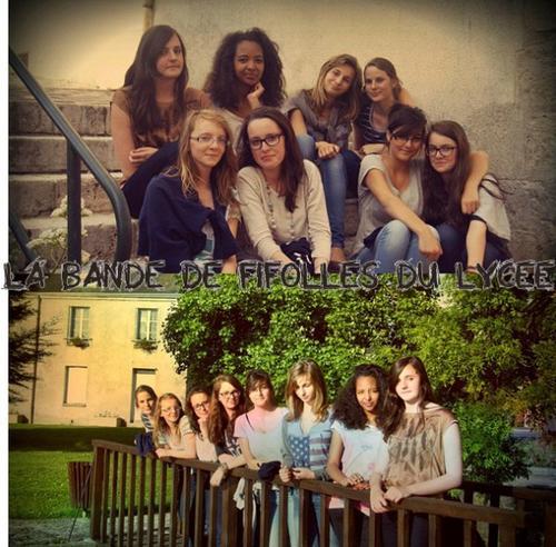 Des amies que je ne suis pas prête d'oublier ♥