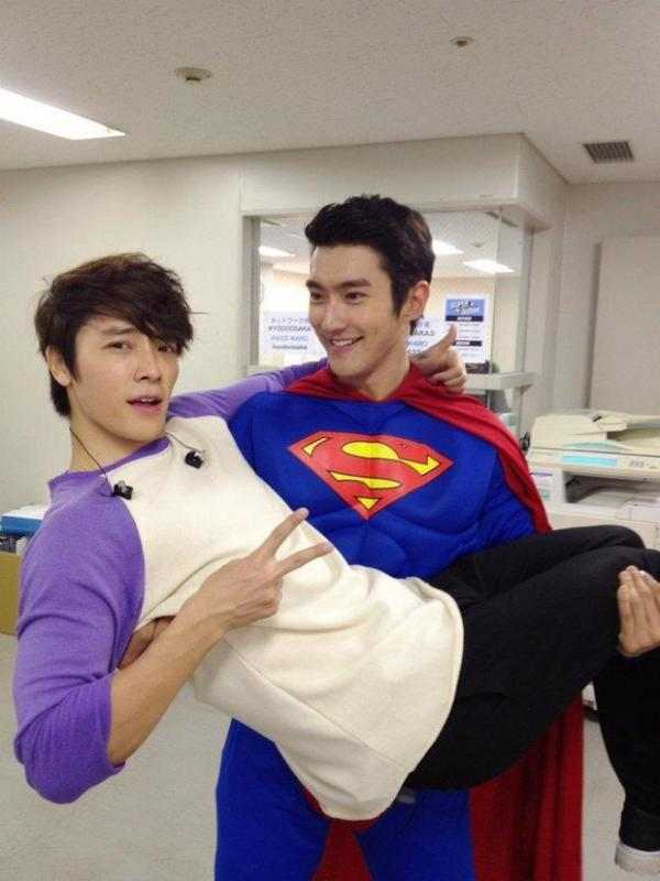 Fanfic: I need a superman