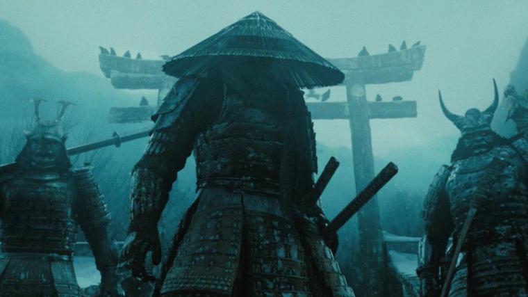 moi le samurai