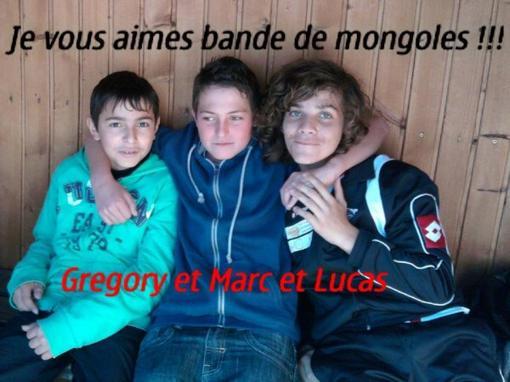 Gregory & Lucas :) <3
