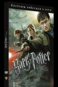 Sortie du dvd Harry Potter et les Reliques de la Mort Partie 2