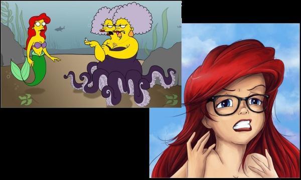 Et si Ariel...