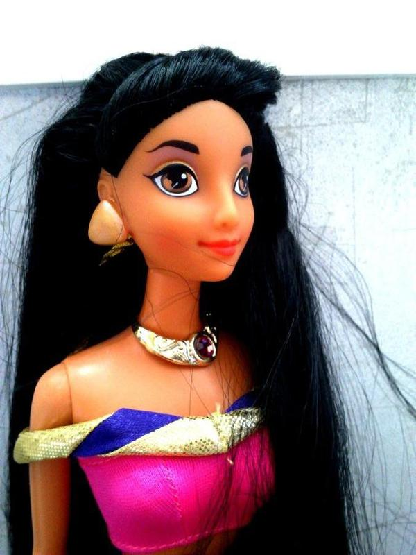Jasmine Fantasy Hair