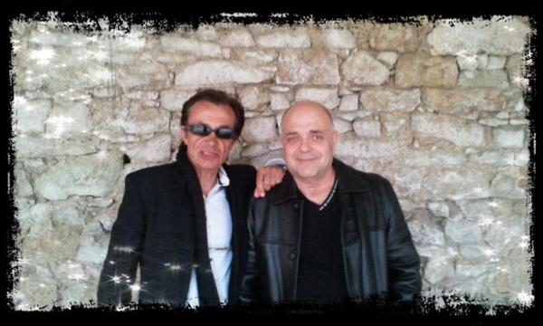 Francis-Rimbert et  Francis Dewigne une rencontre mémorable