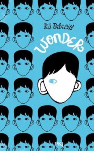 WONDER - R.J PALACIO