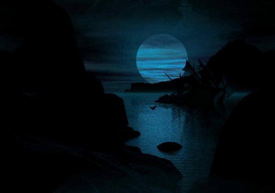 **la lune**
