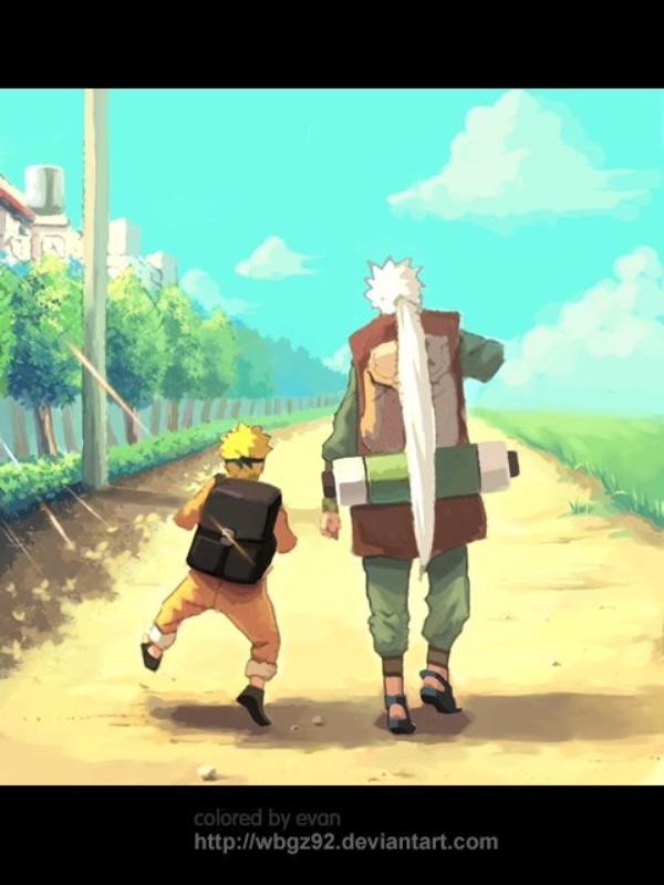 """""""Alors si c'est sa être sage , je prefere rester un idiot toute ma vie .... je m'entrainerais et je mettrais au point des jutsu imparable tout seul et je sauverais sasuke et puis j'écraserais akatsuki """""""