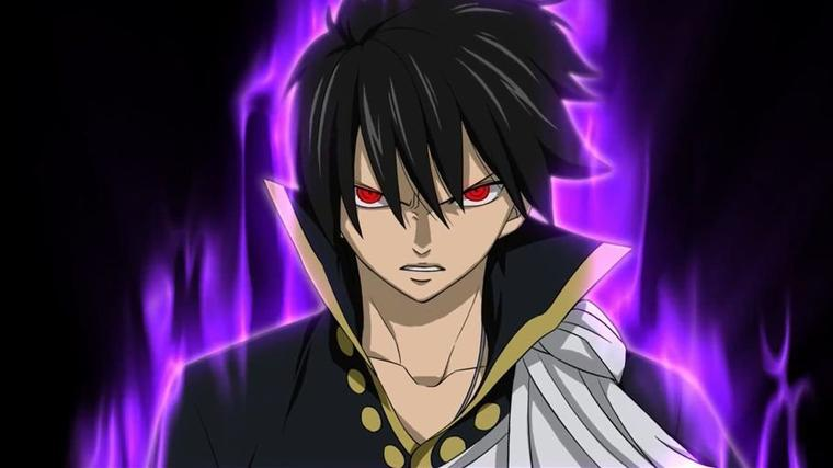 OS Fairy Tail- Lucy x Zeref