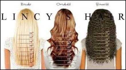 Pour tout savoir de vos cheveux, c'est ici!! ♥♥