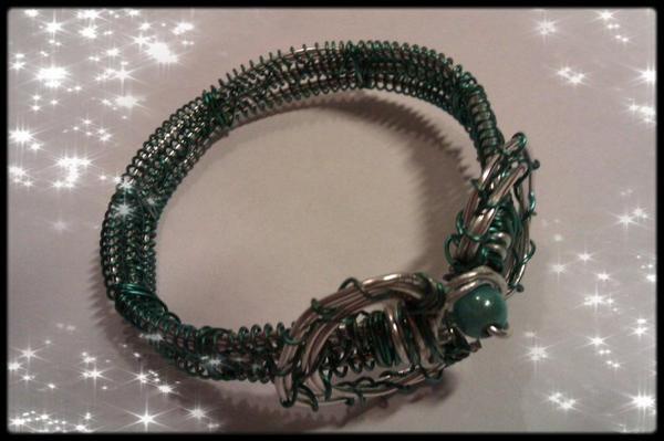 Bracelet en cuivre 2
