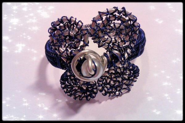 Bracelet en cuivre 3