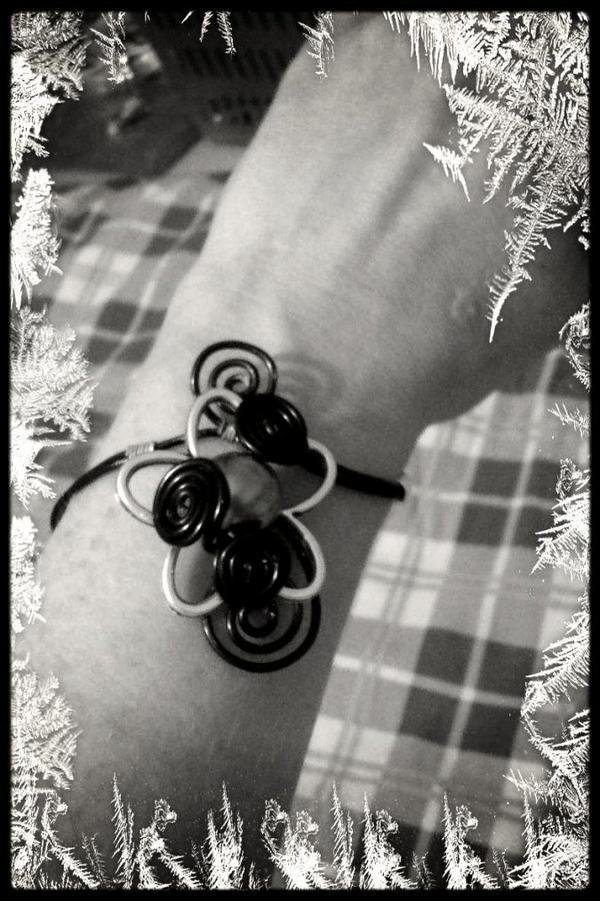 Bracelet en cuivre 4