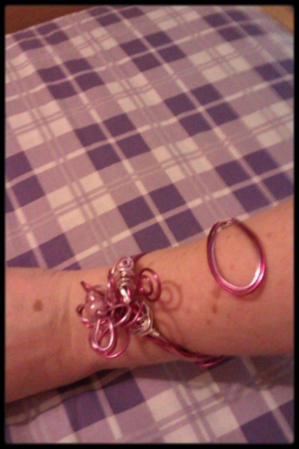 Bracelet en cuivre 5