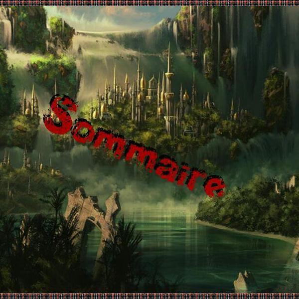 SOMMAIRE !! :D