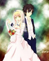 le meilleur des couples de Fairy Tail