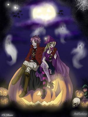 Nalu pour Halloween