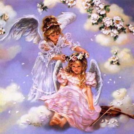 Les anges de  Sandra Kuck ..........