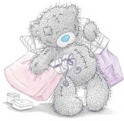 Les oursons Tatty Teddy