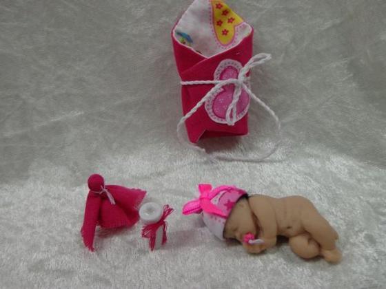 Une petite ** Pinky ** est arrivée .........