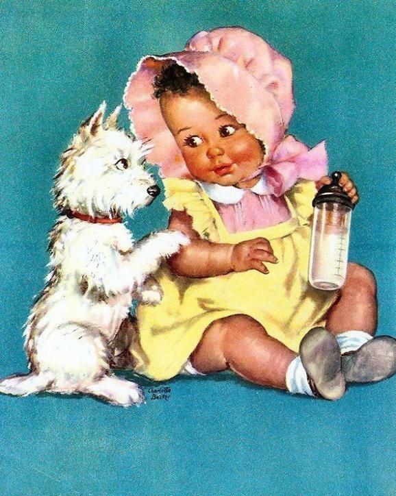 Les bébés de Charlotte Becker ........