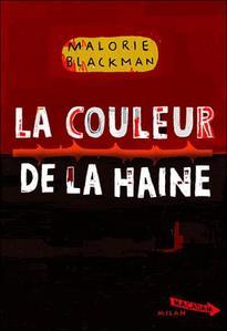 Entre chiens et loups, Malorie Blackman