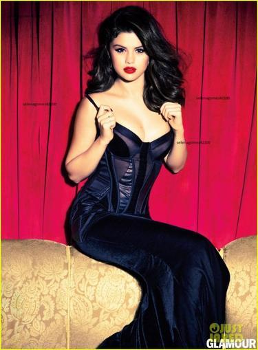 Selena Gomez photoshoot 2012 .