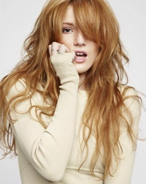 Sesión de fotos Hot de Bella Thorne