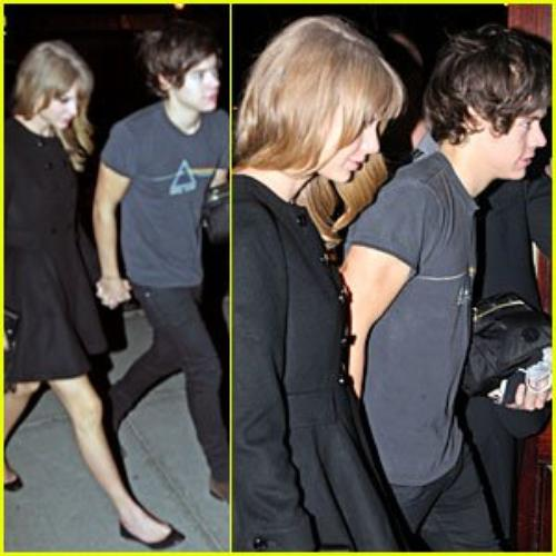 Taylor Swift y Harry Styles = Haylor