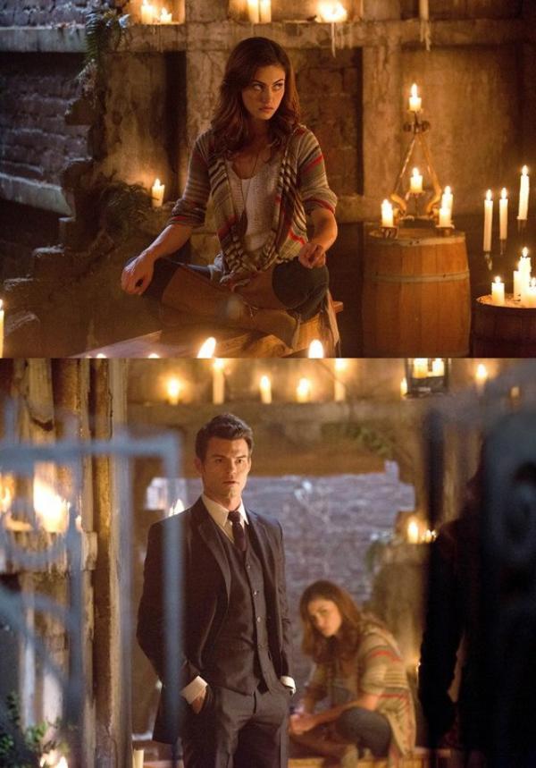 """Photos du première épisode de The Originals, intitulé """"Always and Forever"""" et diffusé le 3 Octobre."""