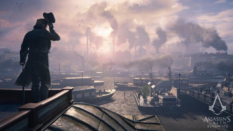 Assassin's Creed Syndicate : London Calling (PC.XBOX ONE. PS4)