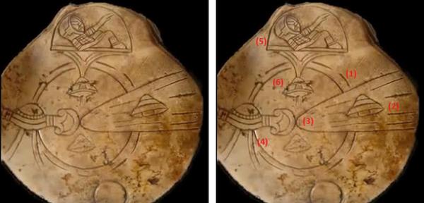 Le gouvernement du Mexique dévoile des pièces mayas prouvant le contact extra-terrestre.