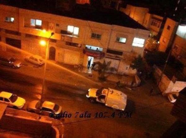 Jérusalem : l'armée asperge les rues palestiniennes avec des eaux d'égouts